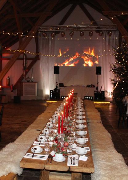 Weihnachtsfeier 2019 Hoffmann Firmengruppe