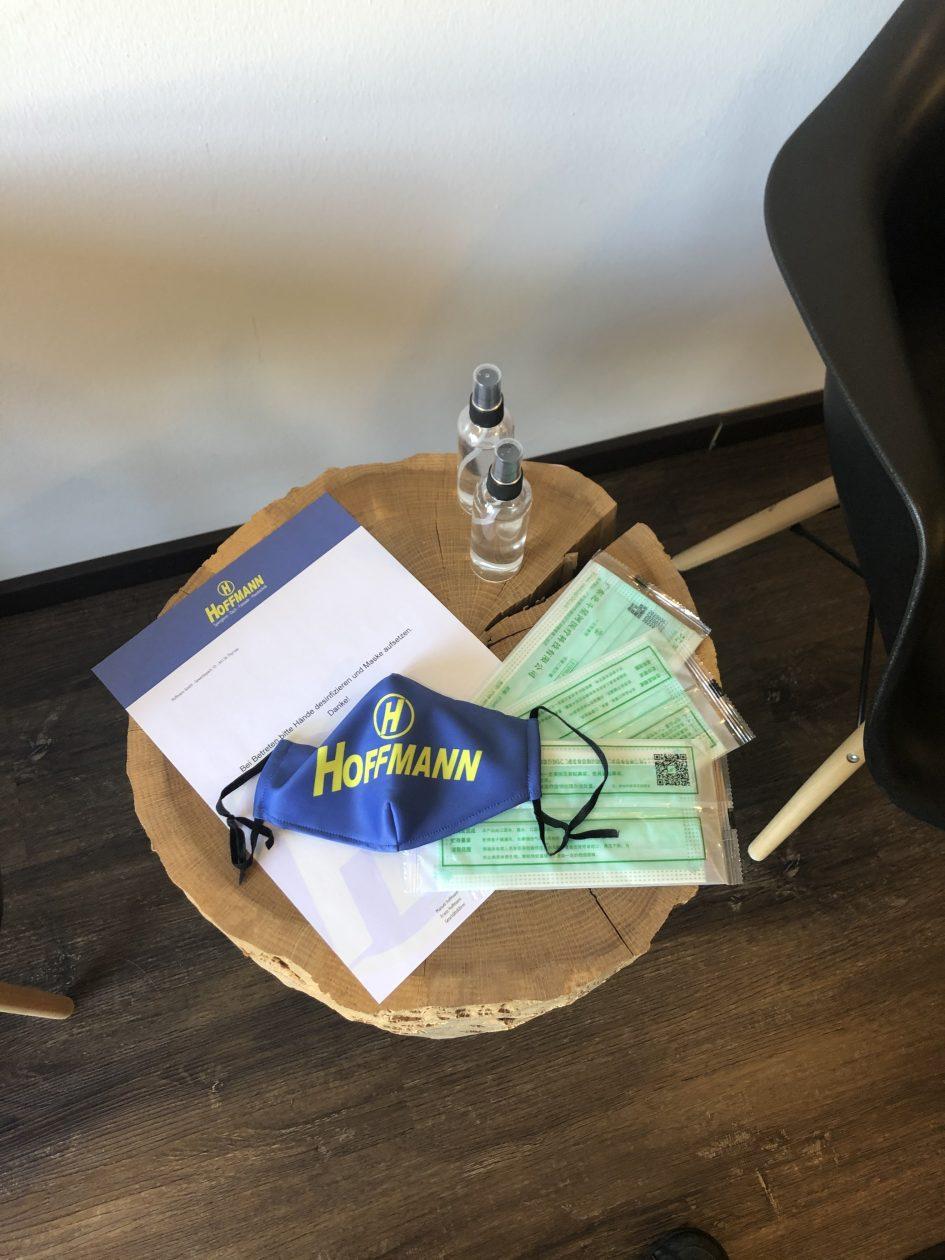 Hauptsache gesund - Hoffmann Firmengruppe