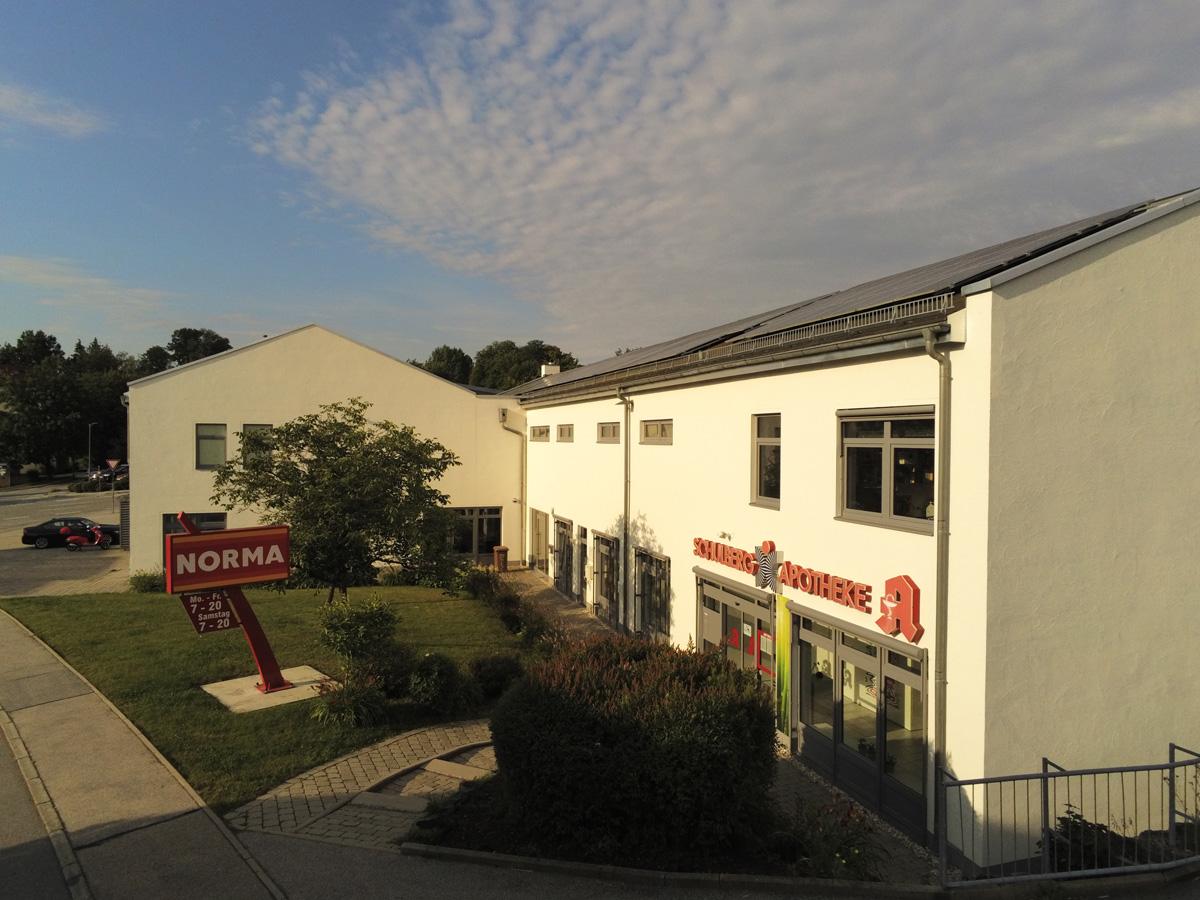 Neues Leben in Grubweger Geschäftshaus Hoffmann Firmengruppe