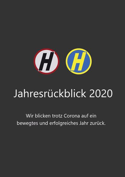 Hoffmann Jahresrückblick 2020