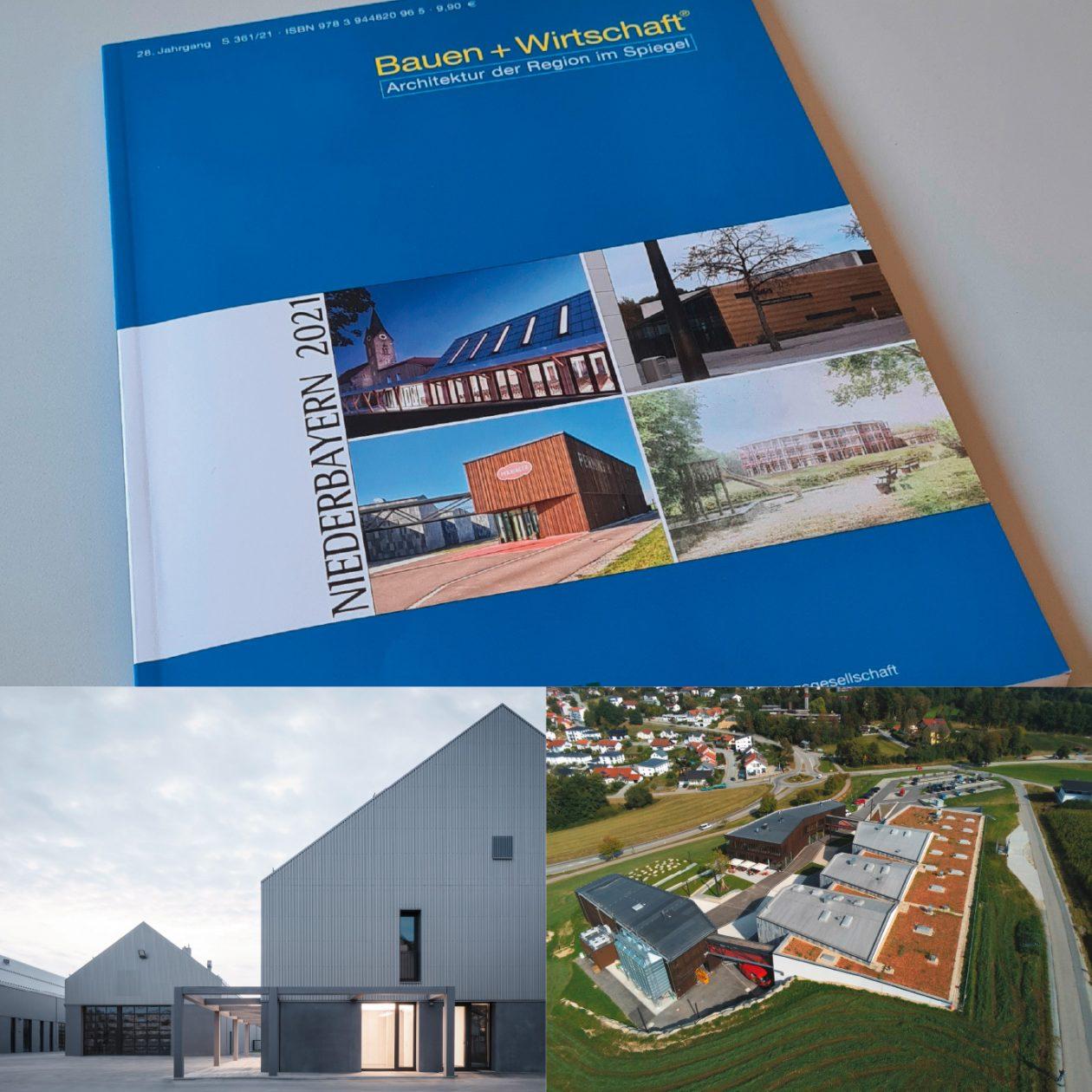 Hoffmann GmbH Architektur in Bayern, Projekten 2021